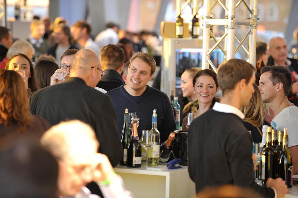 Besucher der WeinTour
