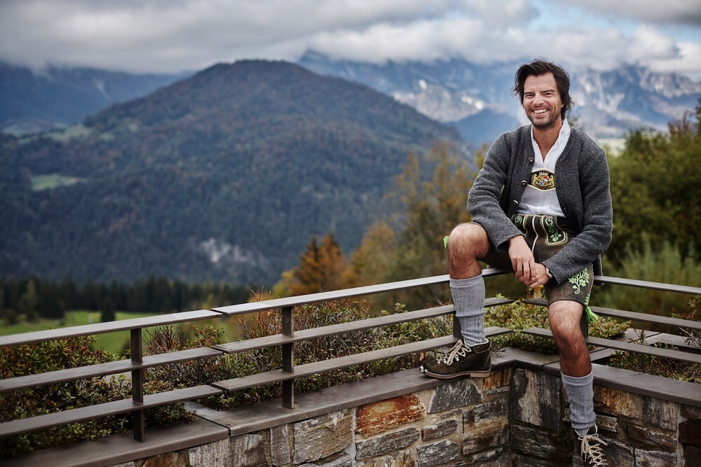 Activity Coach Manuel Kempinski Hotel Berchtesgaden