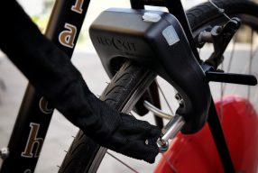 I Lock It – ein intelligentes Fahrradschloss