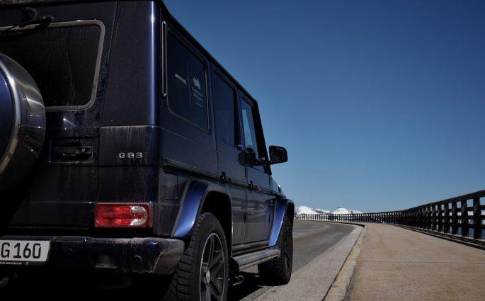 Mercedes AMG G63