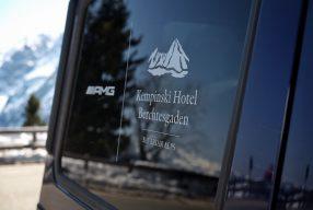 Was Männer wollen: <br>Wochenende im Kempinski Hotel Berchtesgaden</br>