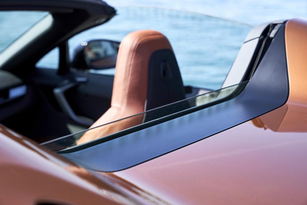 BMW i8 Roadster Sitz