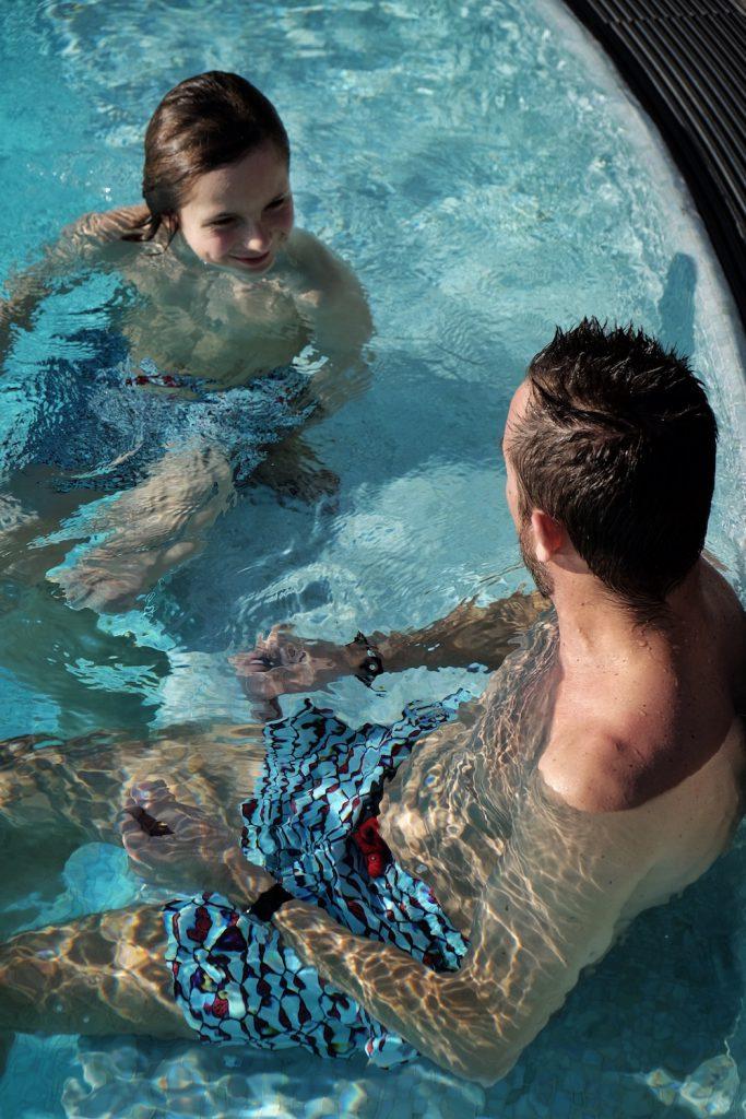 Pool Kempinski Hotel Berchtesgaden