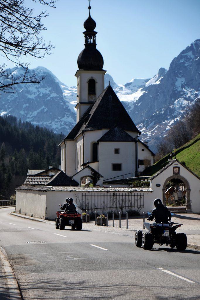 Quadtour Hintersee Berchtesgaden