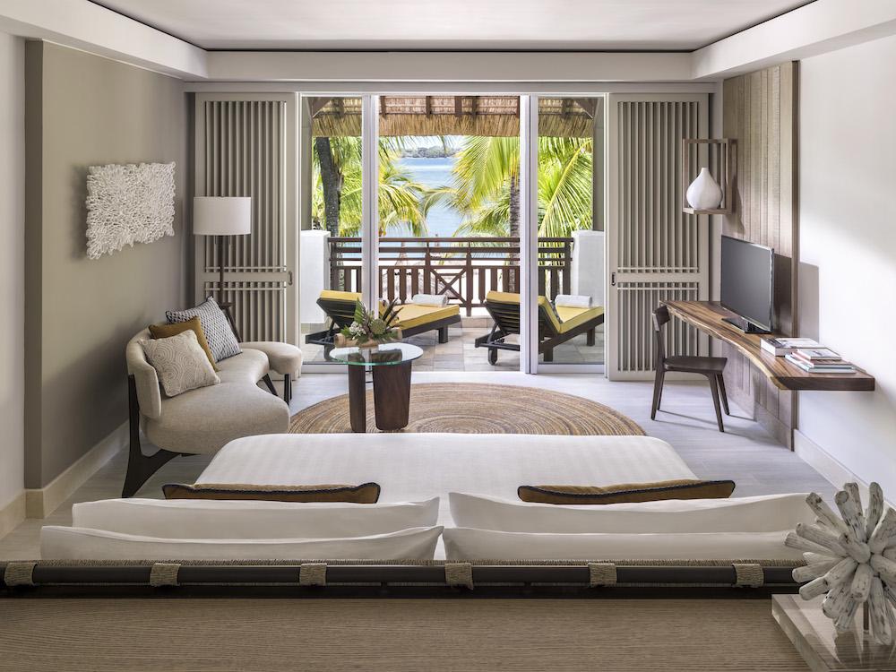 Frangipani Deluxe Suite Bedroom
