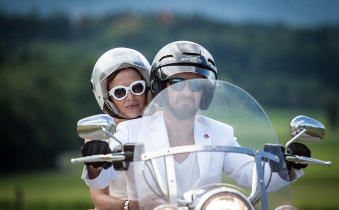 Harley Davidson Hochzeit