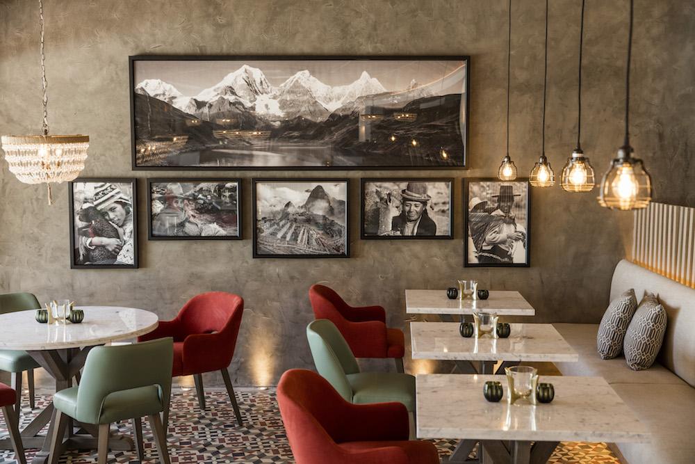 Lux Grand Gaube Inti Restaurant