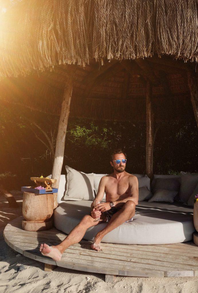 Cabana Shangri-la Le Touessrok Mauritius