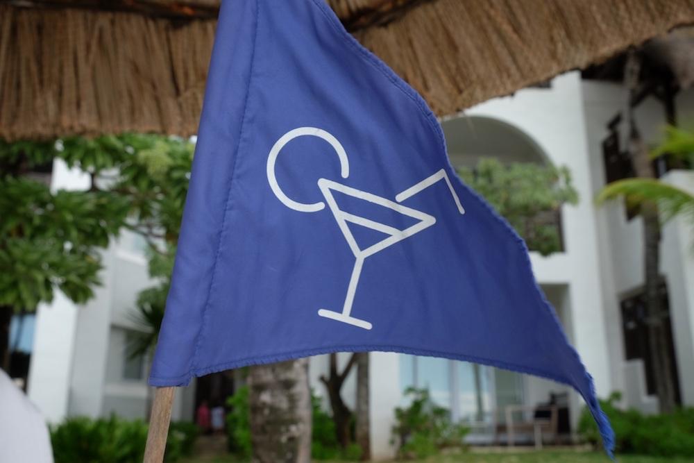 Fahne Shangri-La Le Touessrok Resort & Spa Mauritius