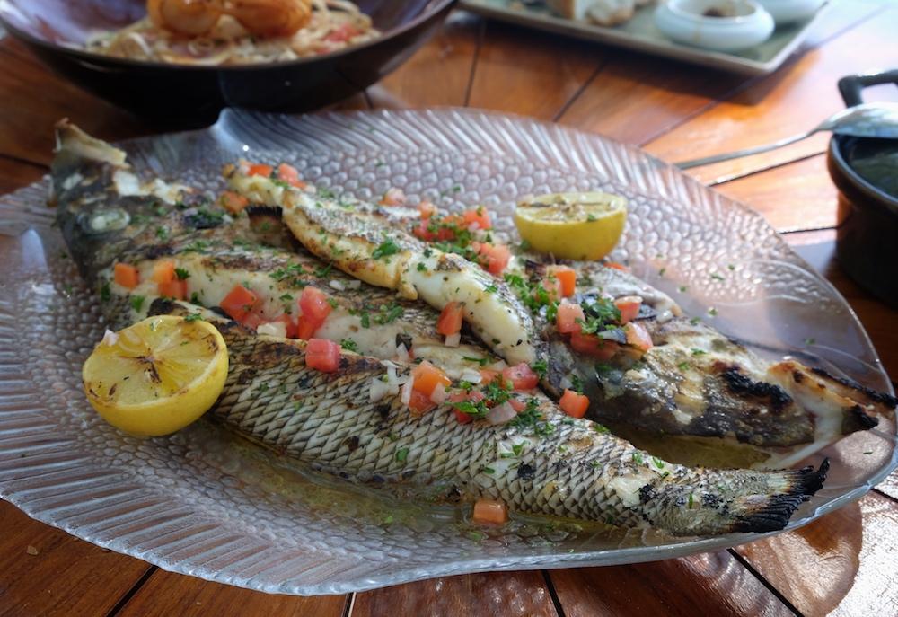 Fisch Shangri-la Le Touessrok Mauritius