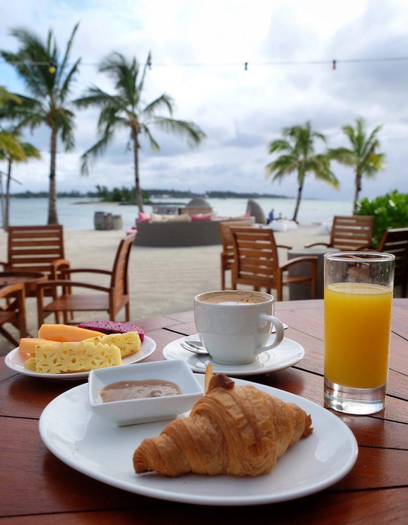 Frühstück Shangri-La Le Touessrok Resort & Spa Mauritius