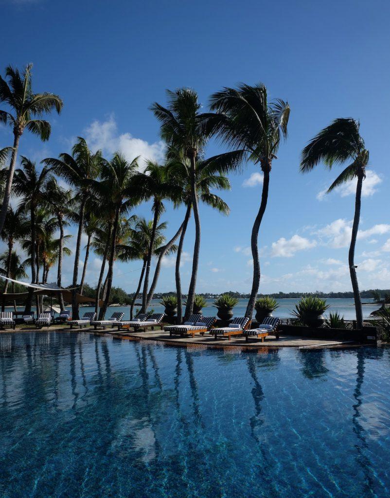 Pool Shangri-la Le Touessrok Mauritius