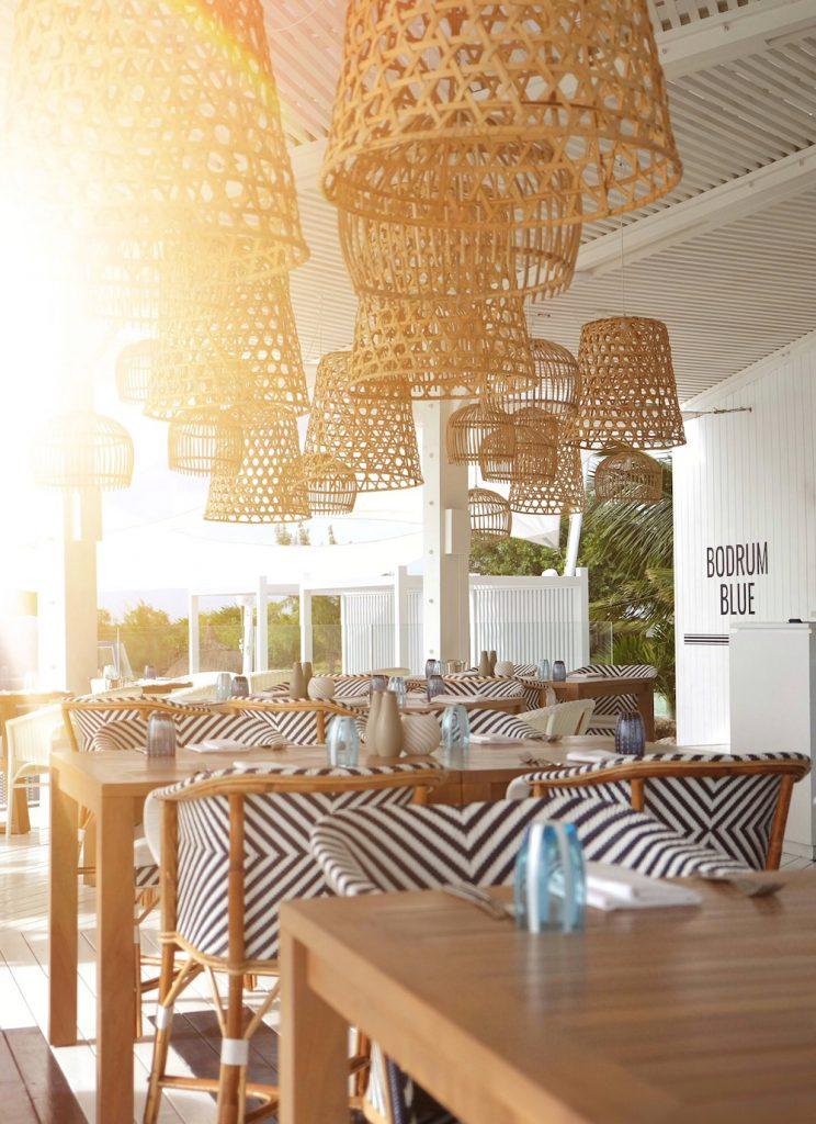 Lux Grand Gaube Bodrum Restaurant