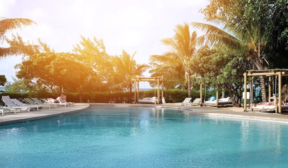 Lux Grand Gaube Pool