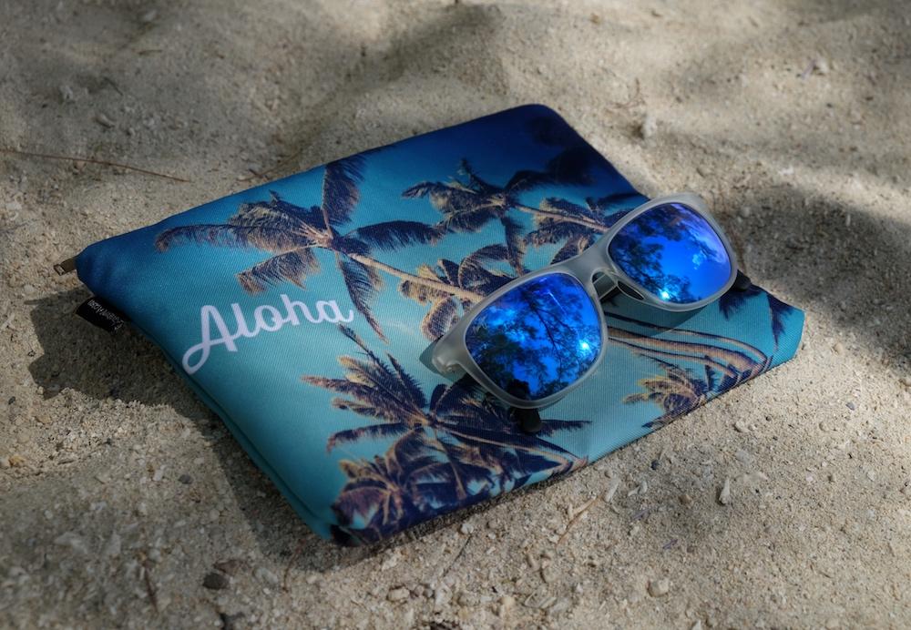 Maui Jim Sonnenbrille Aloha-Tasche