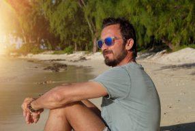 Die Welt ist bunt: Maui Jim Sonnenbrille