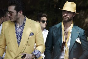 Georgien meets Cavalli: <br>die 94. Pitti Uomo in Florenz</br>