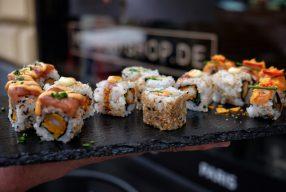 BRU'S Lieblingslokale: Sushi Shop