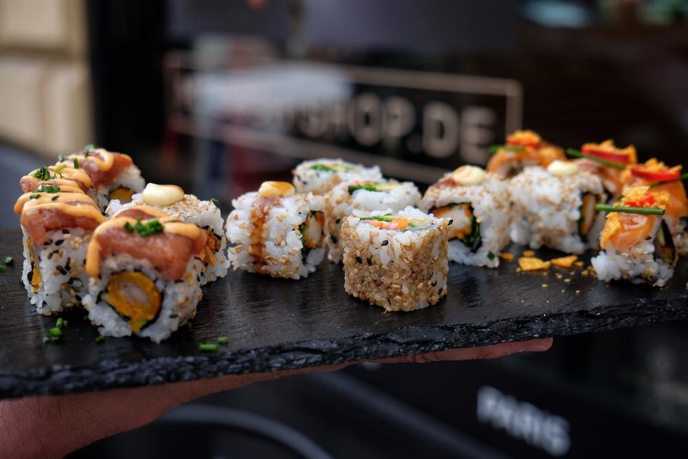 Sushi Shop California Roll