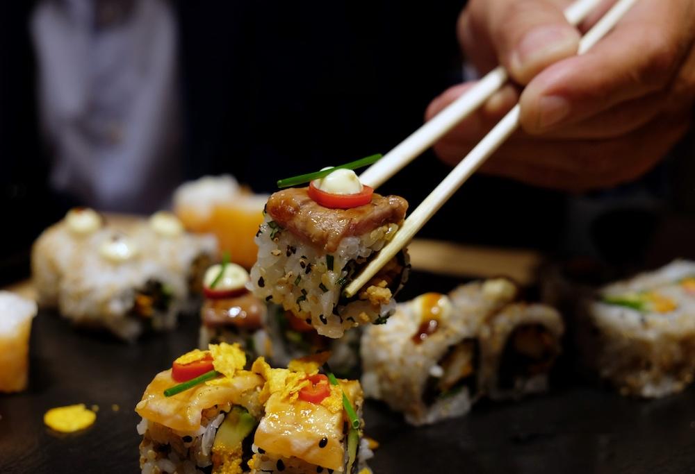 Sushi Shop Muenchen Gyue Roll