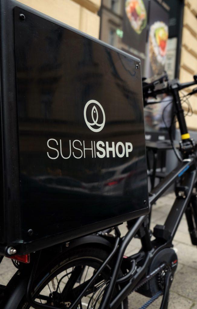 Sushi Shop Muenchen EBike