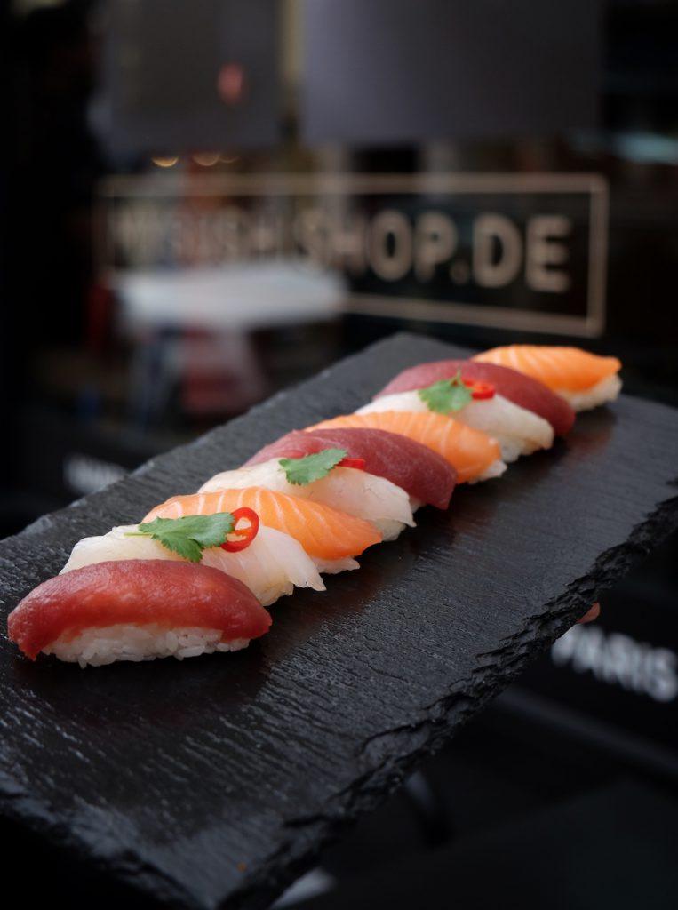 Sushi Shop Muenchen Sashimi