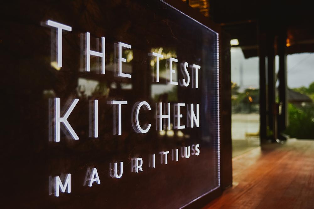 The Test Kitchen im Shangri-la Le Touessrok Mauritius