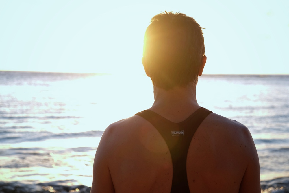Vilebrequin French Riviera Einteiler Badeanzug Männer