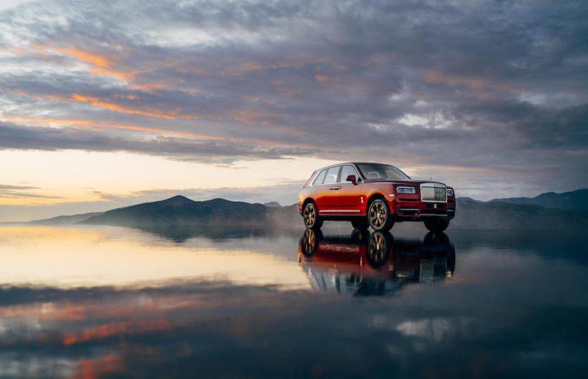 Luxuriöses SUV – der Rolls Royce Cullinan