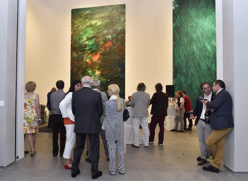 Kulinarik Kunst Arlberg Kunsthalle