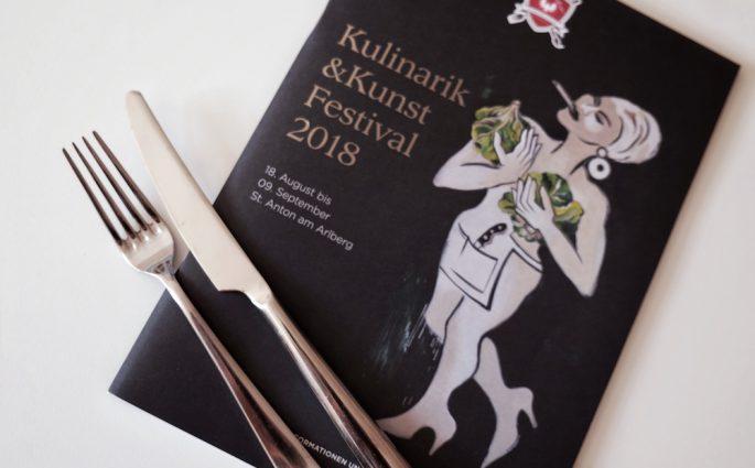 Kunst Kulinarik Arlberg