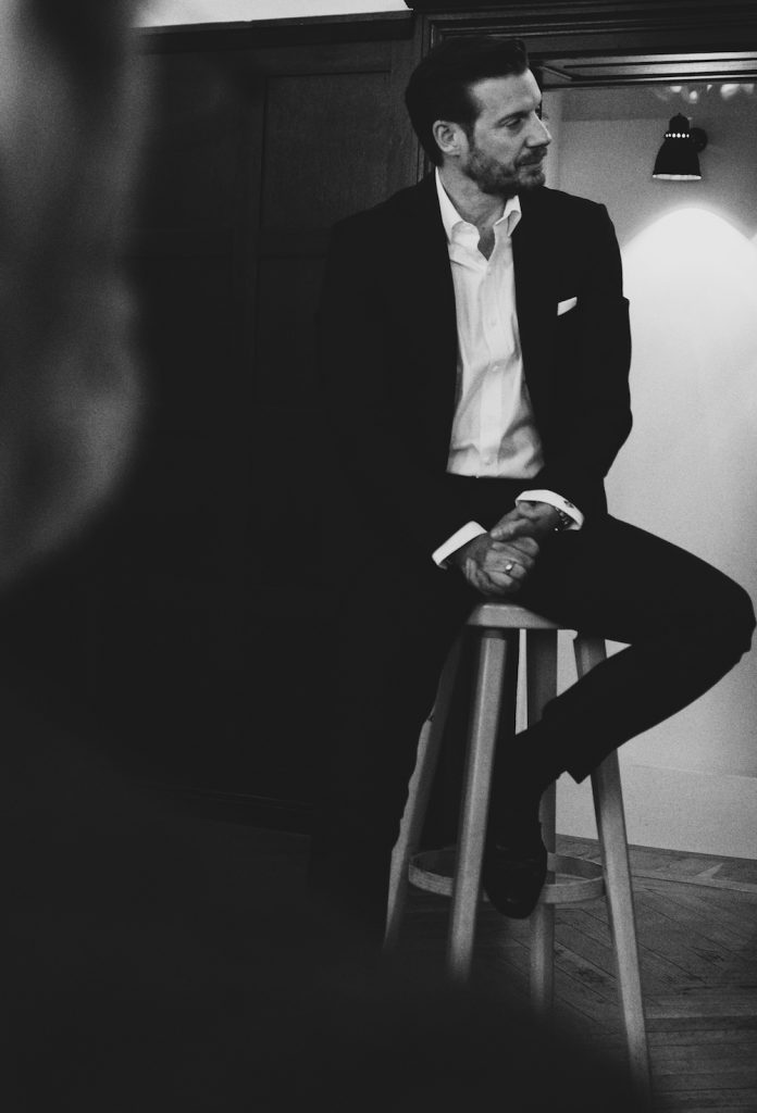 Loewe CEO Mark Huesges
