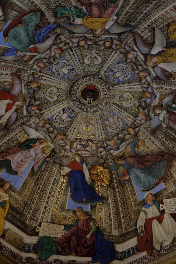 Deckenfresko Loreto