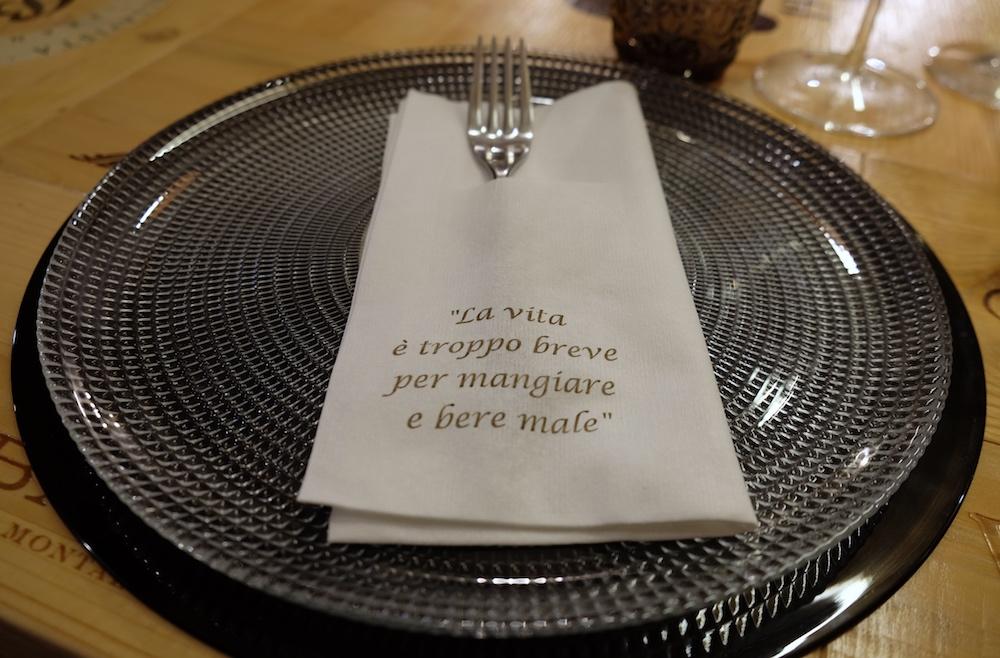 Restaurant Tavernetta del Corso