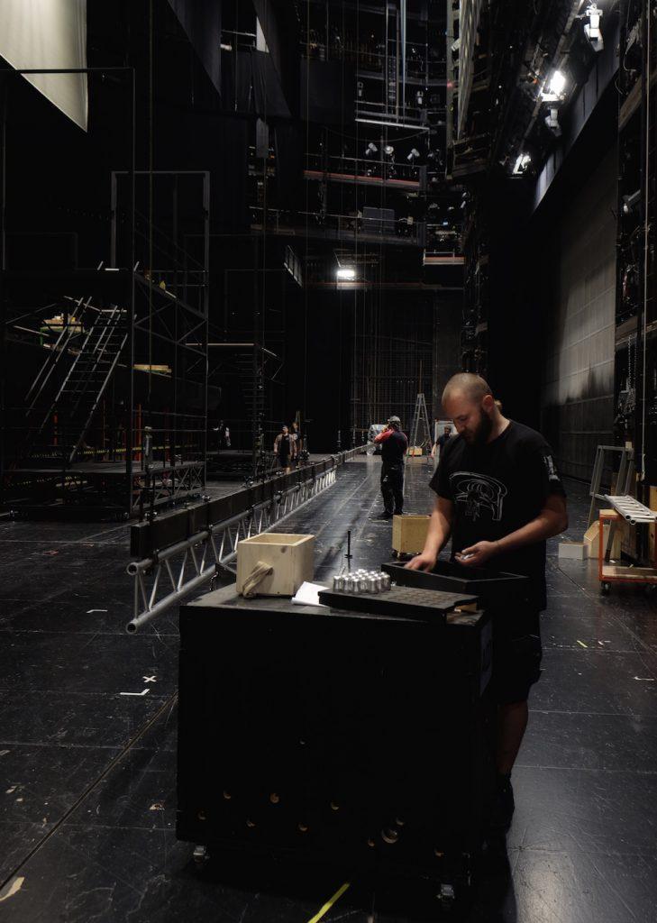 Salzburger Festpiele Bühne