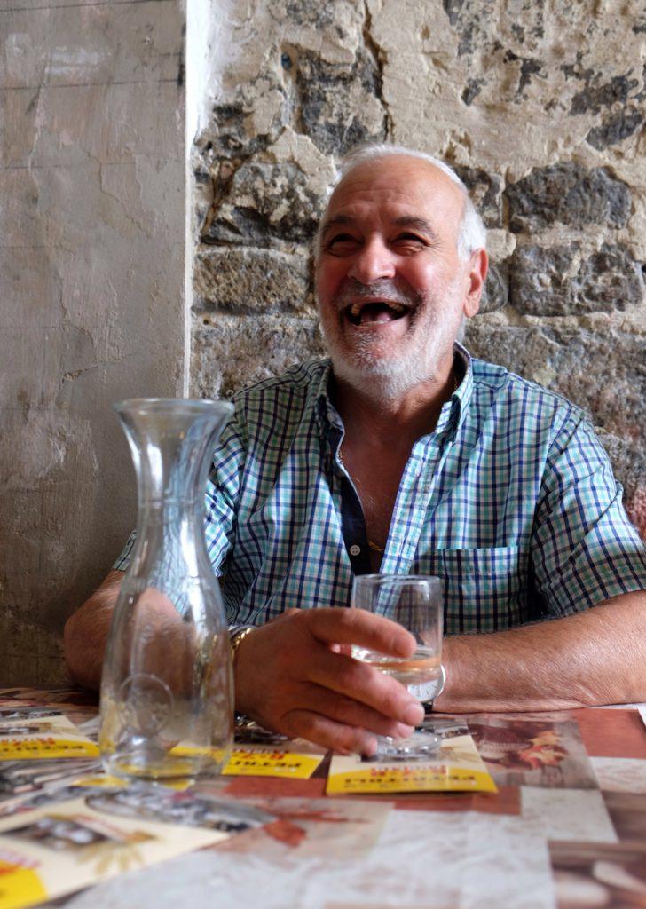 Sergio Osteria delle Cornacchie