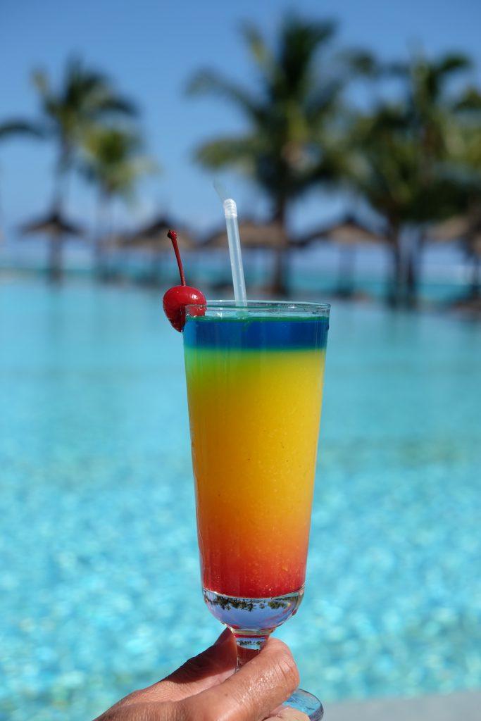 Beachcomber Dinarobin Mauritius Drink