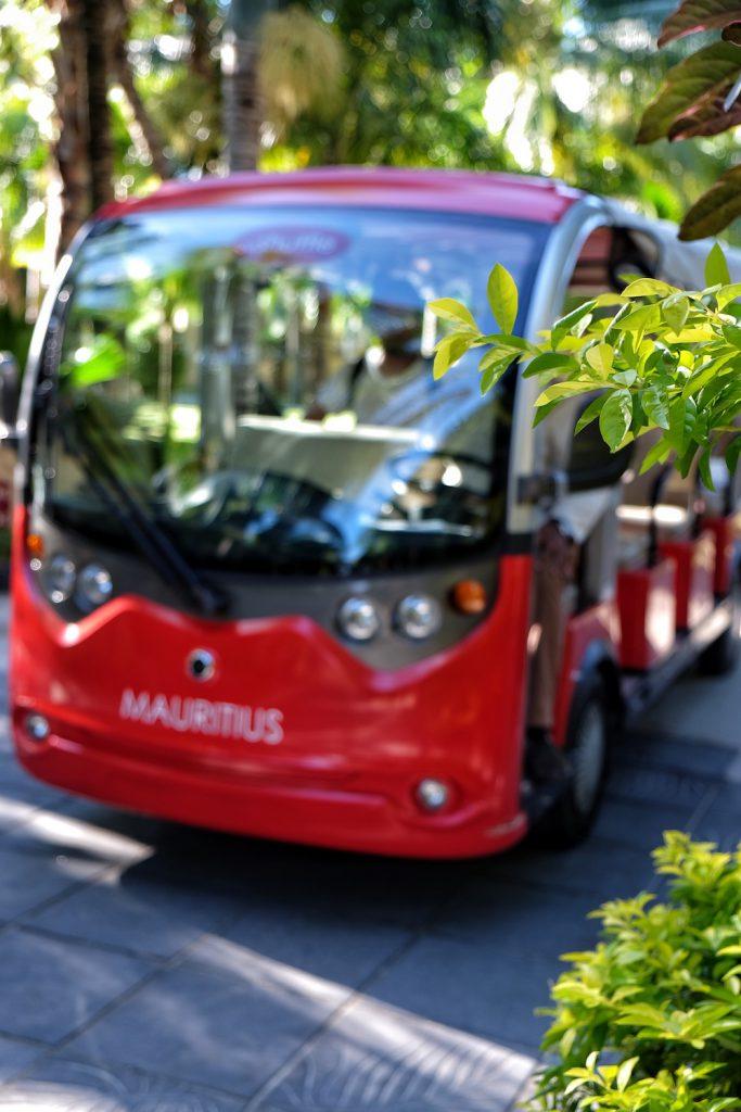 Beachcomber Dinarobin Mauritius Hoteltaxi