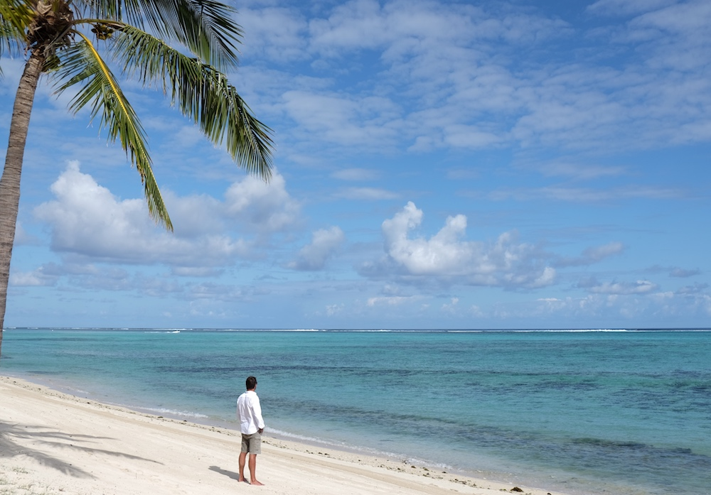 Beachcomber Dinarobin Mauritius Traumstrand