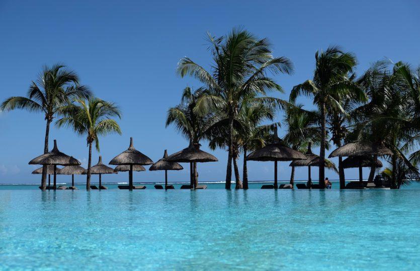 BRU&#8217;S Lieblingshotels: <br>Beachcomber Dinarobin Mauritius</br>