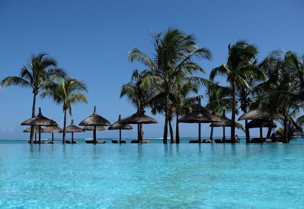 Hotel Beachcomber Dinarobin Mauritius