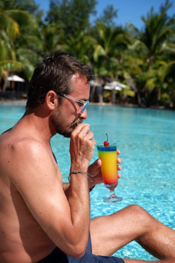 Beachcomber Hotel Dinarobin Pool