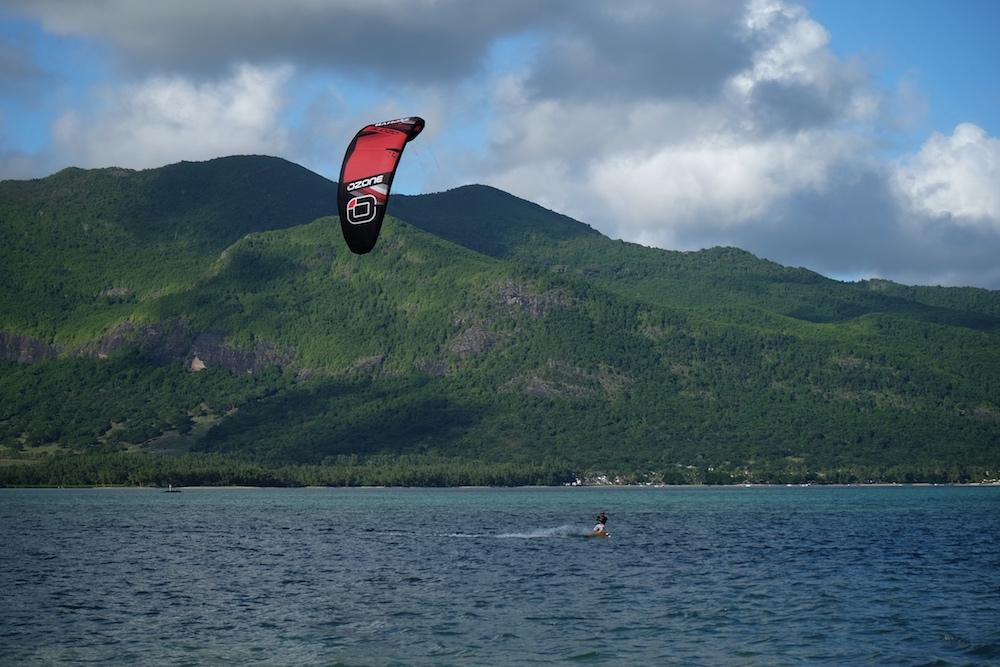 Kitesurfen Mauritus