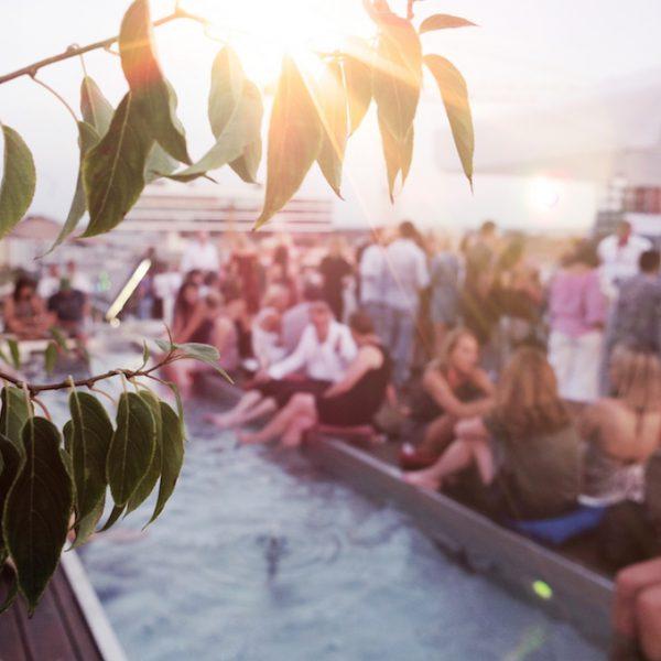 Kull Rooftop Popup Pool
