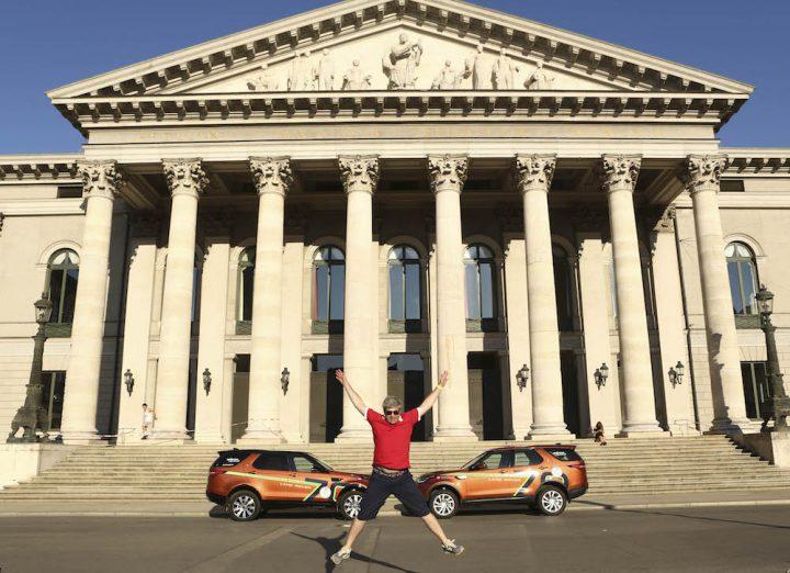 Land Rover Sergey Dolya