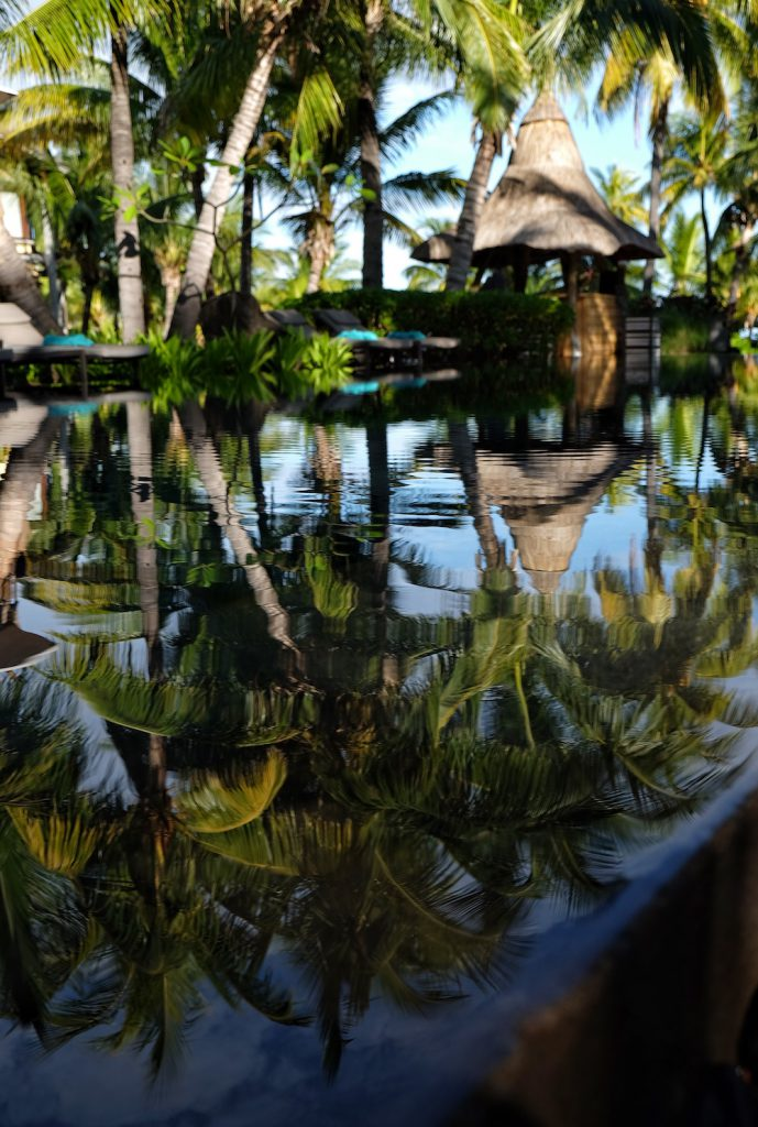 Private Pool Beachcomber Dinarobin Mauritius