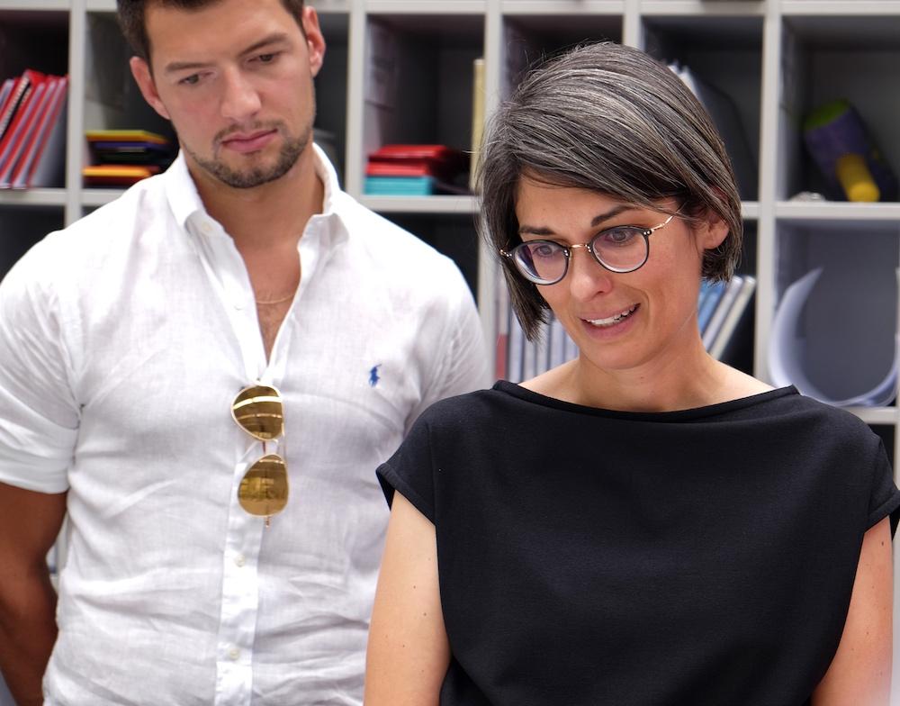 Rodenstock Brillen Designerin