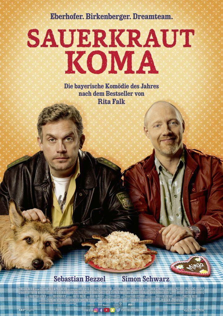 Sauerkrautkoma Filmplakat