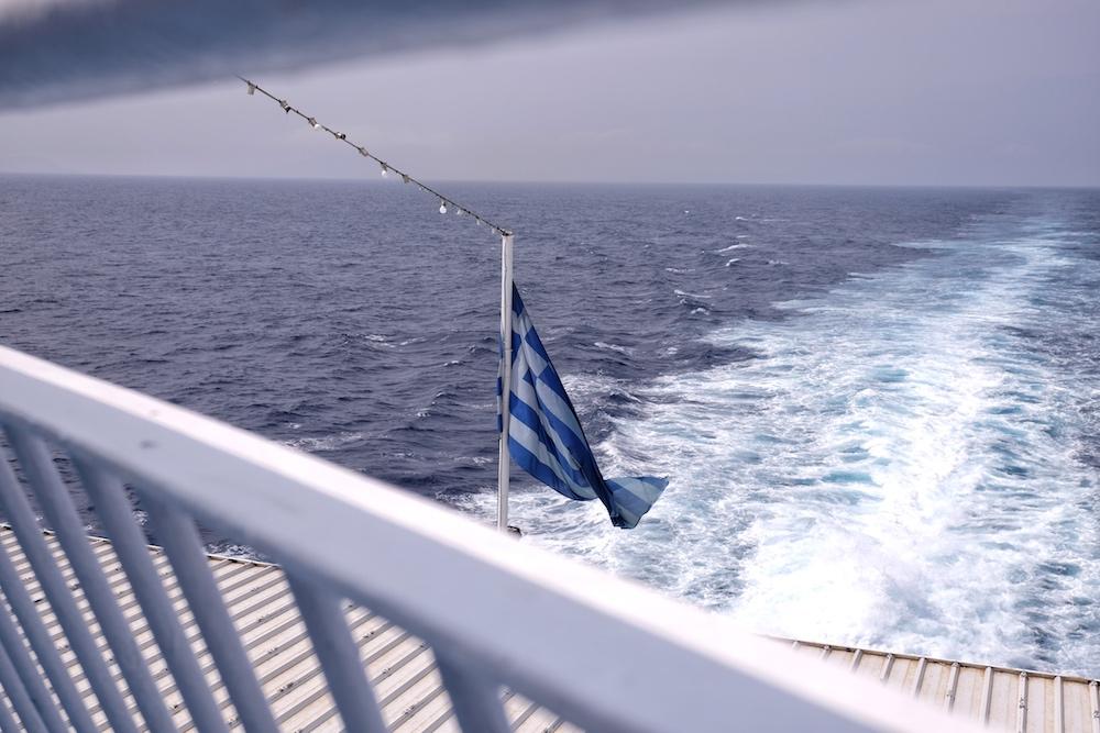 Faehre nach Ikaria