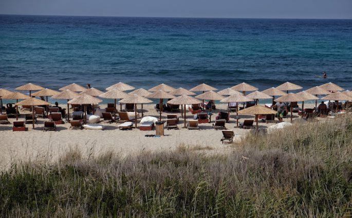 Ikaria Messakti Beach